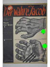 Der Wahre Jacob - Nr. 20 - 6. August 1932