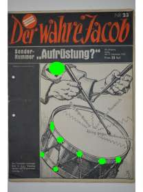 Der Wahre Jacob - Nr. 23 - 17. September 1932