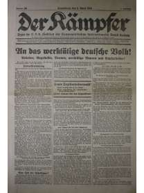 Der Kämpfer - Organ der KPD - Nr. 30 - 5. April 1924