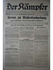 Der Kämpfer - Organ der KPD - Nr. 207 - 18. September 1926