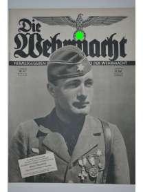 Die Wehrmacht - Nr. 12 - Juni 1939