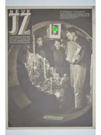 Neue Illustrierte Zeitung - Nr. 51 - 22. Dezember 1942 - Kriegsweihnacht