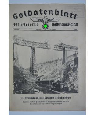 Soldatenblatt Folge 4 20. Februar 1939-20