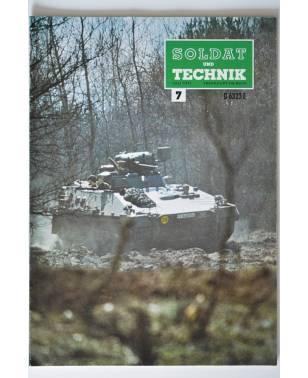 Soldat und Technik Nr. 7 Juli 1971-20