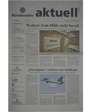 Bundeswehr aktuell Nr. 34 1. September 2014-20