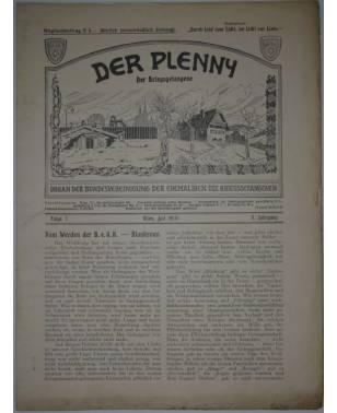 Der Plenny Der Kriegsgefangene Folge 7 Juli 1931 B.e.ö.K.-20