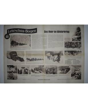 Lehrschau-Bogen Nr. 68/68a Das Heer im Winterkrieg-20
