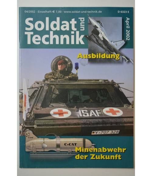 Soldat und Technik Nr. 04 April 2002-31