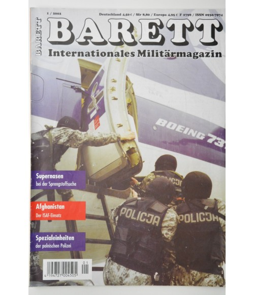 Barett Internationales Militärmagazin Heft 1 2002-31