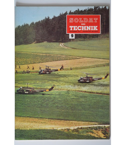 Soldat und Technik Nr. 9 September 1971-31