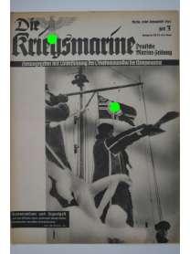 Die Kriegsmarine - Heft 3 - Februar 1942