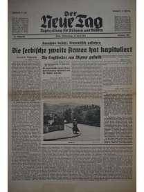 Der Neue Tag - Tageszeitung für Böhmen und Mähren - Nr. 106 - 17. April 1941