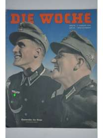 Die Woche - Heft 6 - 5. Februar 1941