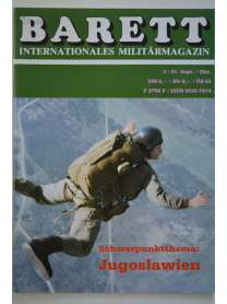 Barett - Internationales Militärmagazin - Heft 28 - September / Oktober - 3 / 1991