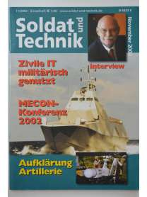 Soldat und Technik - Nr. 11 - November 2002