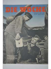Die Woche - Heft 19 - 7. Mai 1941