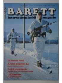 Barett - Internationales Militärmagazin - Heft 44 - Mai / Juni - 3 / 1994