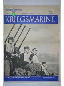 Die Kriegsmarine - Heft 12 - Juni 1944 - Ausgabe S