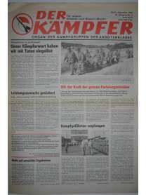 Der Kämpfer - Organ der Kampfgruppen der Arbeiterklasse - Nr. 9 - September 1984
