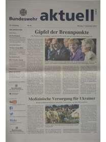 Bundeswehr aktuell - Nr. 35 - 8. September 2014