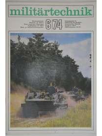 Militärtechnik - Nr. 6 - 1974