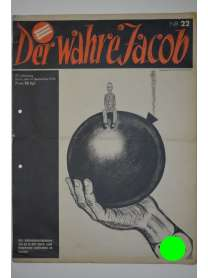 Der Wahre Jacob - Nr. 22 - 10. September 1932