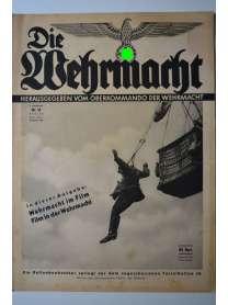Die Wehrmacht - Nr. 11 - Juni 1938