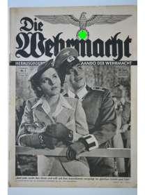 Die Wehrmacht - Nr. 1 - Januar 1939