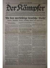 Der Kämpfer - Organ der KPD - Nr. 30 - 5. April 1924
