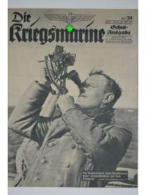 Die Kriegsmarine - Heft 24 - Dezember 1943 - Schul-Ausgabe