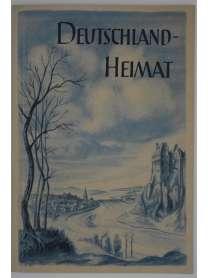 Deutschland-Heimat - Weihnachtsgabe des Luftwaffenführungsstabes -1941