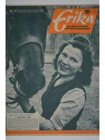 Erika - Die frohe Zeitung für Front und Heimat - Nr. 21 - Mai 1941