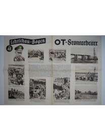 Lehrschau-Bogen - Nr. 48/48a - OT-Frontarbeiter