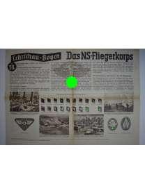 Lehrschau-Bogen - Nr. 59/59a - Das NS-Fliegerkorps