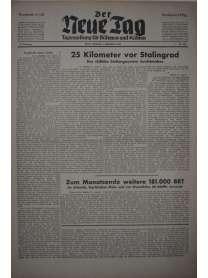 Der Neue Tag - Tageszeitung für Böhmen und Mähren - Nr. 241 - 1. September 1942