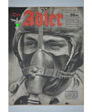 Der Adler Heft 12 9. Juni 1942-21