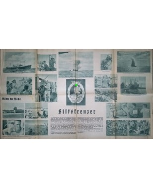 Bilder der Woche Hilfskreuzer Folge 179 16. Mai 1934-21