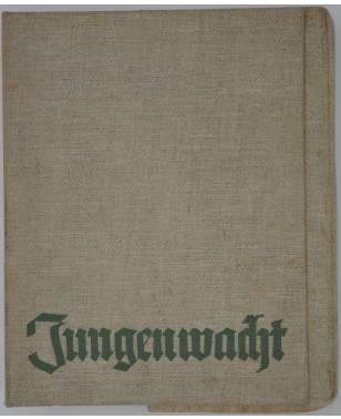 Konvolut Jungenwacht 1936 1938 + Sammelmappe-20