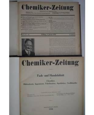 Konvolut Chemiker-Zeitung Jahrgang 1938 and 1939-20