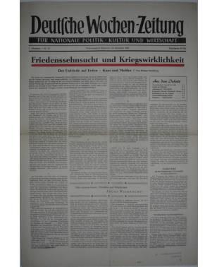 Deutsche Wochen-Zeitung Nr. 52 24. Dezember 1959-20