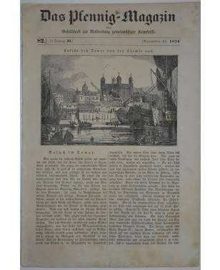 Das Pfennig-Magazin Nr. 82 13. November 1834-20