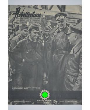 Arbeitertum Folge 14 Oktober 1940-20