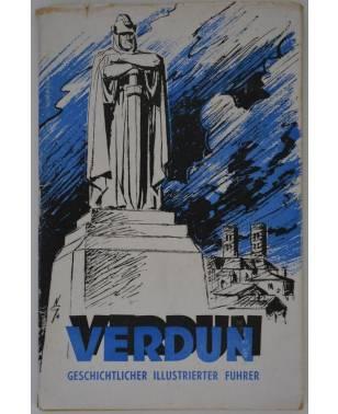 Verdun Illustrierter Führer durch die Schlachtfelder (1914-1918) 1958-20