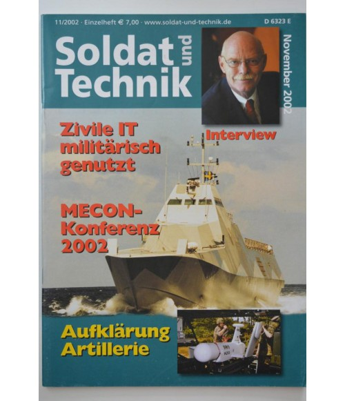 Soldat und Technik Nr. 11 November 2002-31