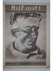 Hilf mit! - Illustrierte deutsche Schülerzeitung - Nr. 12/1 - September/Oktober - 1941/42