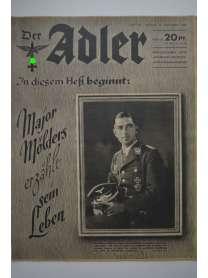 Der Adler - Heft 21 - 15. Oktober 1940