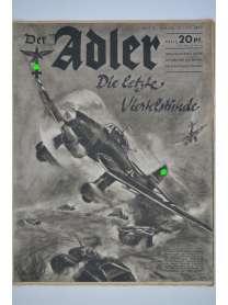 Der Adler - Heft 13 - 25. Juni 1940