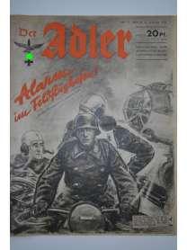 Der Adler - Heft 2 - 21. Januar 1941