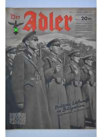 Der Adler - Heft 7 - 1. April 1941