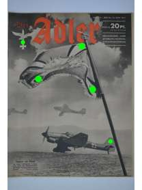 Der Adler - Heft 12 - 10. Juni 1941